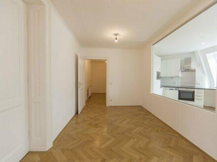 Zur Vermietung stehe eine TOP SANIERTE 3 Zimmer Wohnung in der Löwengasse!