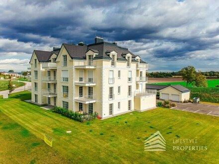 Erstbezug - Ruhige 2-Zimmer Wohnung mit Balkon im Wiener Becken