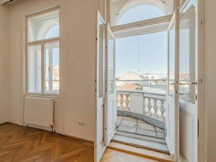 ++NEU** Porzellangasse, Altbau-Büro in Bestlage im Servitenviertel, 3-Zimmer + Balkon!!