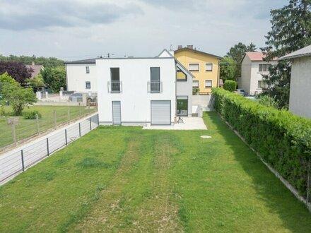 Erstbezug! Einfamilienhaus mit herrlichem Garten zu verkaufen!