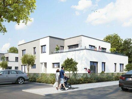 Neue Penthouse-Wohnung mit großer Dachterrasse - Desselbrunn