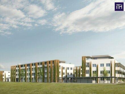 Hochmoderner Wohnungsschnitt einer coolen 90 m² großen Gartenwohnung in Premstätten Zentrum + PROVISIONSFREI! Projektvideo!