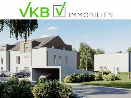 Wohnprojekt Marchtrenk-Doppelhaushälfte mit 2 Tiefgaragenplätzen