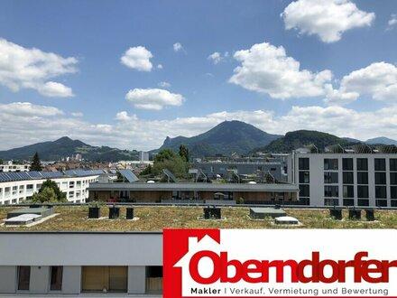 Citywohnung mit Bergblick