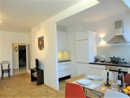 Sympathische, ruhige 42m2-Wohnung mit PKW-Stellplatz Nähe Schönbrunn