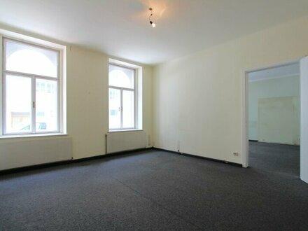 EUM - Großzügiger 2,5-Zimmer-Altbau im Erdgeschoß Nähe Hauptbahnhof und Belvedere!