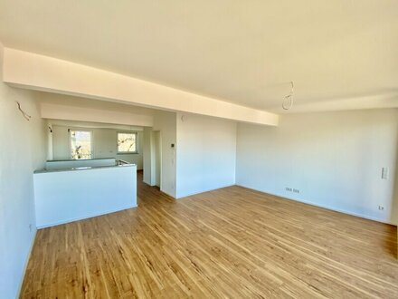 Freilassing: Neuwertige 3-Zimmer-Maisonette