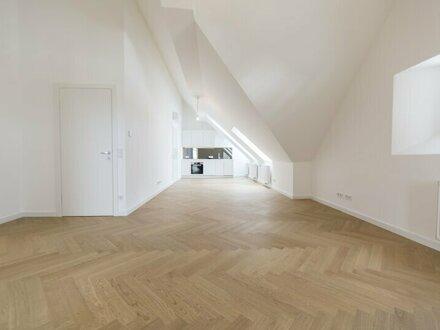 Erstbezug nach Generalsanierung! 3-Zimmer DG-Wohnung unbefristet zu vermieten!