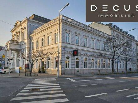 NUSSDORFER PLATZ | Wunderschöne Büroflächen
