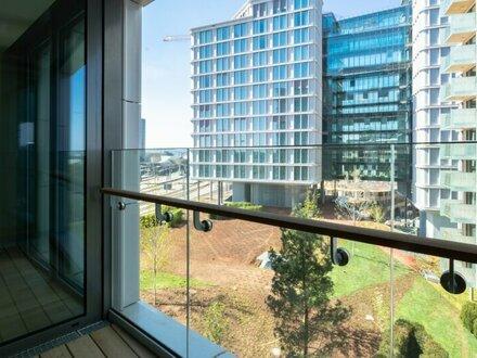 Geräumiger ERSTBEZUG - Parkapartments am Belvedere - 2-Zimmer Wohnung mit Loggia im 7. Stock