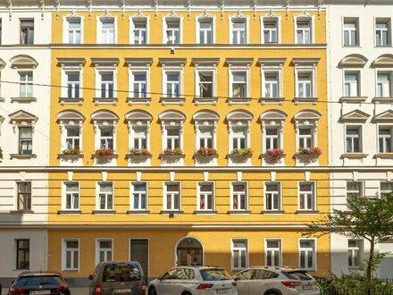 ++AUGARTEN++ Sanierungsbedürftige 1-Zimmer ALTBAU-WOHNUNG in toller Lage!