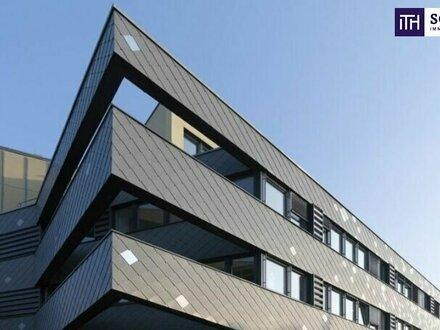 MODERNE BÜROFLÄCHE! TEILBAR! Hauseigene Tiefgarage + Top-Infrastruktur + Dachterrasse on Top!