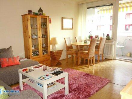 Kuschelnest - Pfiffige 2-Zimmer-Wohnung in Ruhelage Lehen