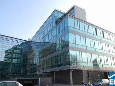 Top Standort und flexible Bürokonzepte