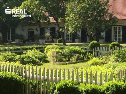 7132 Frauenkirchen: Baurecht - Prachtvolles Anwesen in traumhafter Einzellage !