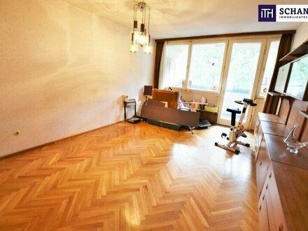 Neuer Preis! Traumhafte Grün- und Ruhelage in Hietzing! Neubauwohnung mit idealer Raumaufteilung und Sanierungsbedarf! Gestalten…