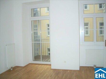Freundliche 3 Zimmerwohnung mit Balkon nahe dem Währinger Park