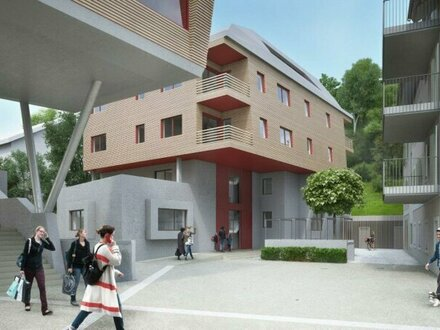 Exklusive 4-Zimmer Terrassenwohnung in Gnigl