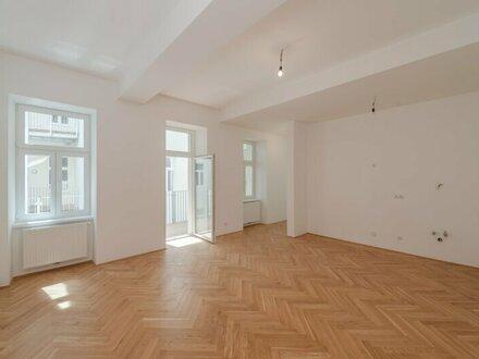 ++NEU** Großzügiger 2-Zimmer ALTBAU-ERSTBEZUG mit 10m² Balkon **VIDEOBESICHTIGUNG**