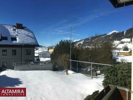 Schigebiet Dachstein-Tauern! Wohnen Abseits vom Trubel- Renovierte 4- Zimmer Wohnung mit Loggia und Garage