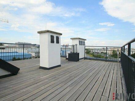 Moderne Dachgeschoßwohnungen mit tollen Terrassen + gelungene Grundrisse + U-Bahnnähe