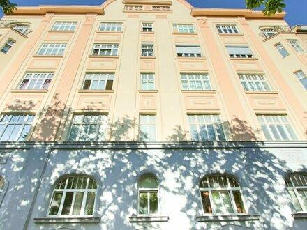 VERMIETETE 2-Zimmerwohnung in saniertem Altbau (50m U1-Troststraße)