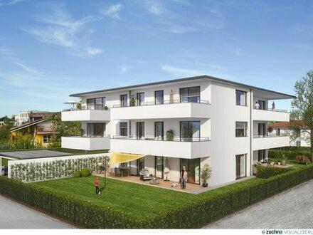 Großzügige 4-Zi.- Wohnung mit Terrasse - Liefering