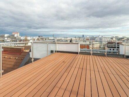 ++NEU++ Hochwertiger 4-Zimmer DG-ERSTBEZUG, Liftausstieg direkt in der Wohnung!! Dachterrassen mit Weitblick