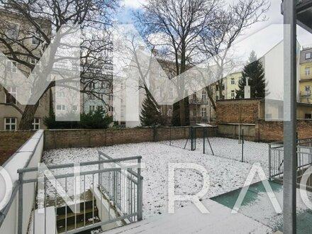 Ihre Gartenidylle mitten in der City: Erstbezug-Wohnung mit großem Eigengarten nahe Schönbrunn