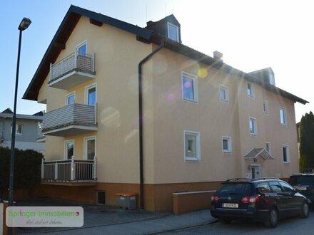 Berglick! Schicke 2-Zimmer-Wohnung + 2 Balkone