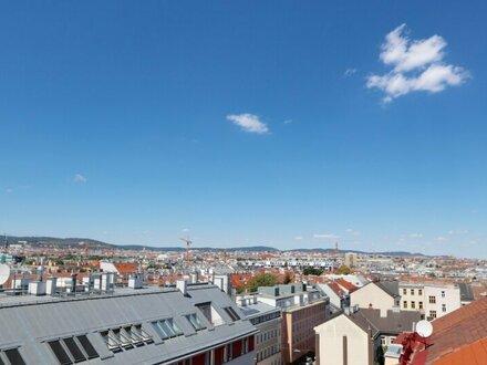 EUM - Galeriewohnung Nähe Schönbrunn! Ost/Westseitiger Dachgeschoß-Erstbezug