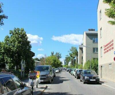 LOGGIA nach Süden - Sievering - 4-Zimmer-Wohnung bei der Weinbergkirche
