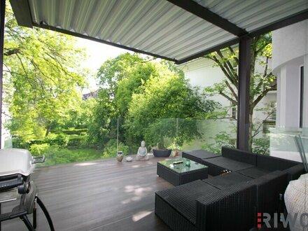 Exklusive Balkonwohnung mit Grünblick - Nähe Tiergarten Schönbrunn