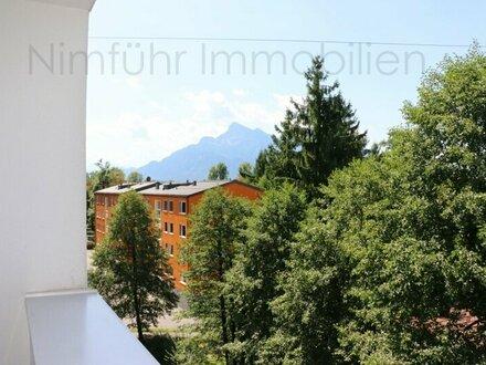 Top-Renovierte 3-Zimmer-Wohnung mit Balkon - Aigen / Nähe Salzachkai