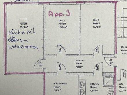 72m2 Eigentumswohnung in besonderer Lage in Schladming (Pistenzugang mit top Vermietmöglichkeit)