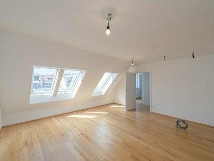 ++NEU** optimaler Grundriss: 4-Zimmer DG-ERSTBEZUG, tolle Ausstattung,eine Ebene, 13m² Terrasse!