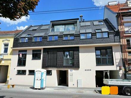3- Zimmer mit Loggia, Neubau, 5 Minuten zur U6 Siebenhirten
