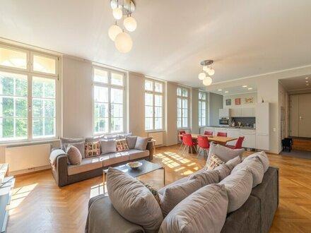 ++NEU++ LUXUS-Gartenwohnung in BESTLAGE, Residenz Glanzing