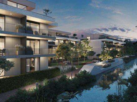 Exklusive Neubau Erstbezüge in ACHAU nahe Laxenburg - mit Gärten oder Freiflächen - BEL AIR - Premium Garden Suites - 2481…