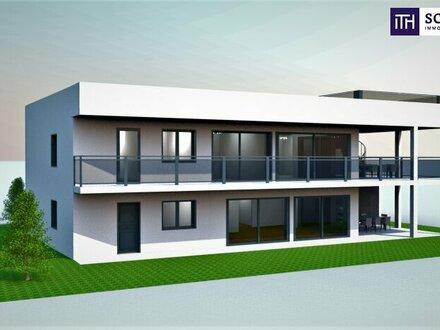 Tolle Gartenwohnung mit herrlicher Terrasse! Genießen Sie Ihr neues ZUHAUSE! Hervorragende Anbindung!