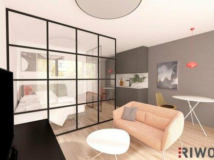 Entzückende Single-Wohnung mit Balkon - ideal für Studenten