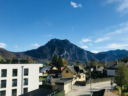 71 m² Mietwohnung im Zentrum von Altmünster mit See-/Traunsteinblick