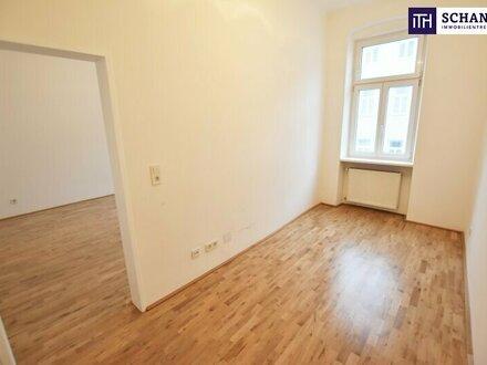 """Worauf warten Sie? Perfekte Kleinwohnung im """"Goldenen Ottakring""""! Ideale Raumaufteilung + Rundum saniertes Altbauhaus + Tolle…"""