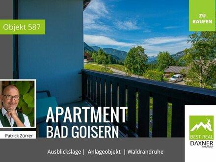 Rundum-sorglos-Paket in Waldrandruhelage von Bad Goisern am Hallstättersee!
