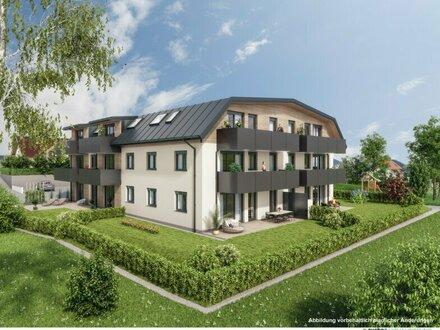 GREEN LIVING: 2-Zimmer-Dachgeschosswohnung in Wals!
