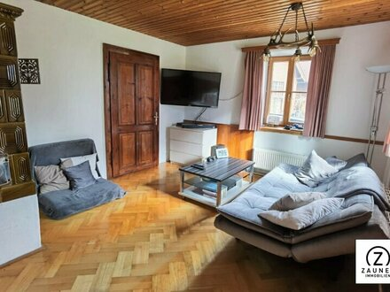 Mondsee/St. Lorenz: Gemütliche 2,5-Zi.-Whg. mit Garten, in idyllischer Lage