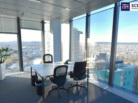 COWORKING SPACE IN 1100 WIEN! Flexible Bürogrößen von 6m² - 300m² verfügbar + Hauseigene Tiefgarage!