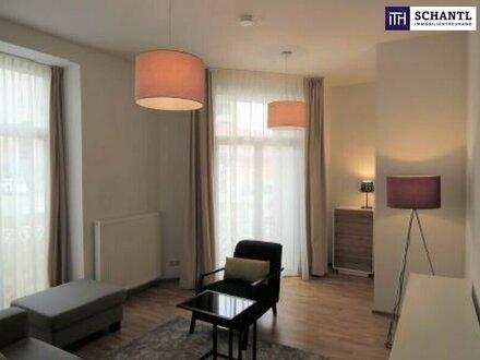 ITH: FANTASTISCH! Voll möblierte Eigentumswohnung in bester Innenstadtlage! ERSTBEZUG! Loggia + Top Moderne Ausstattung +…