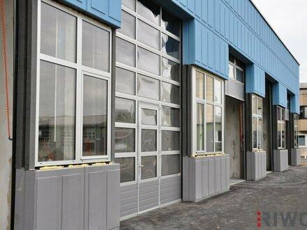 Werkstatt, Lager bzw. Produktionsflächen von 65m² bis 137m²!