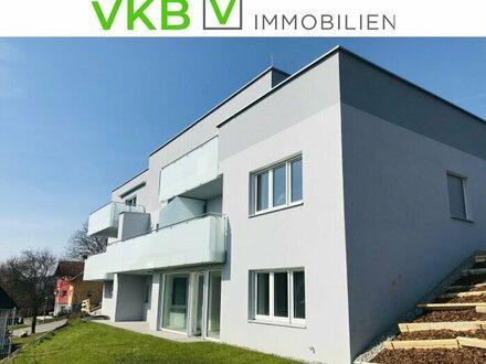 Schlüsselfertige Eigentumswohnung mit Blick in die Alpen